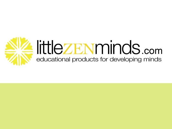 Little Zen Minds Online Children's Educational & Baby Learning Toys Store