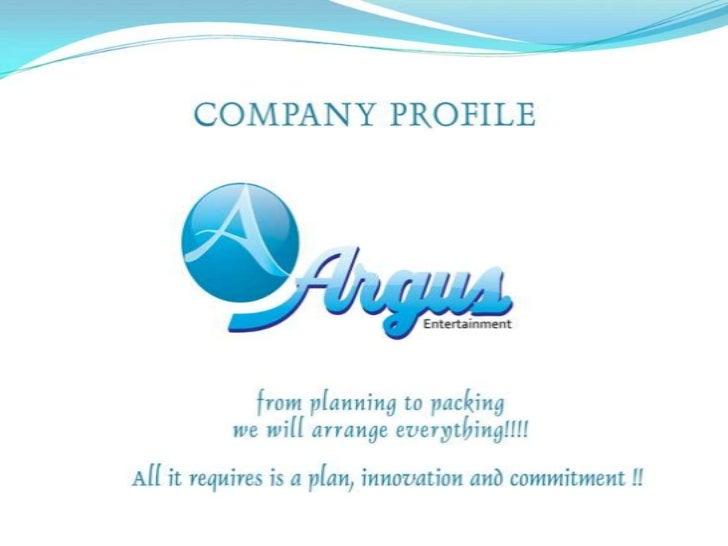 Argus Entertainment