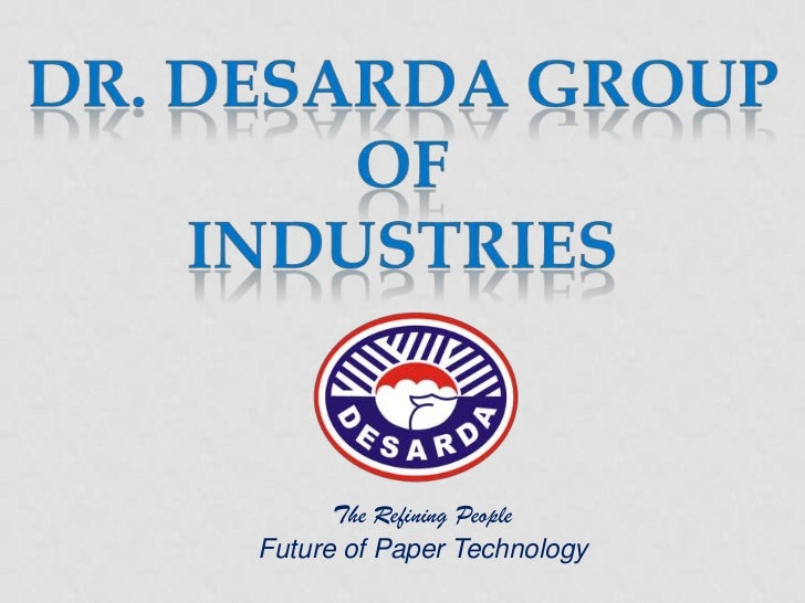 The Refining PeopleFuture of Paper Technology