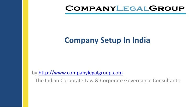 Register Business in India