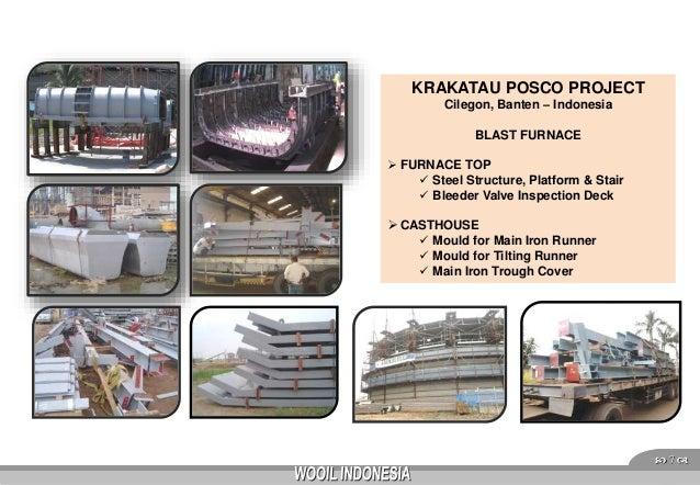 Krakatau Posco Jakarta 7  Krakatau Posco Project