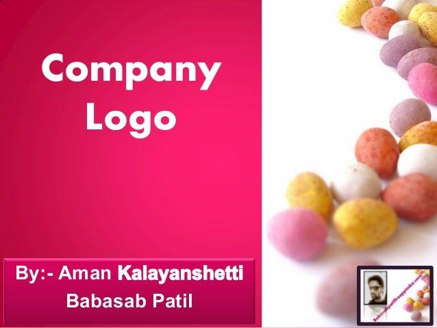 Company Logo By:- Aman Babasab Patil