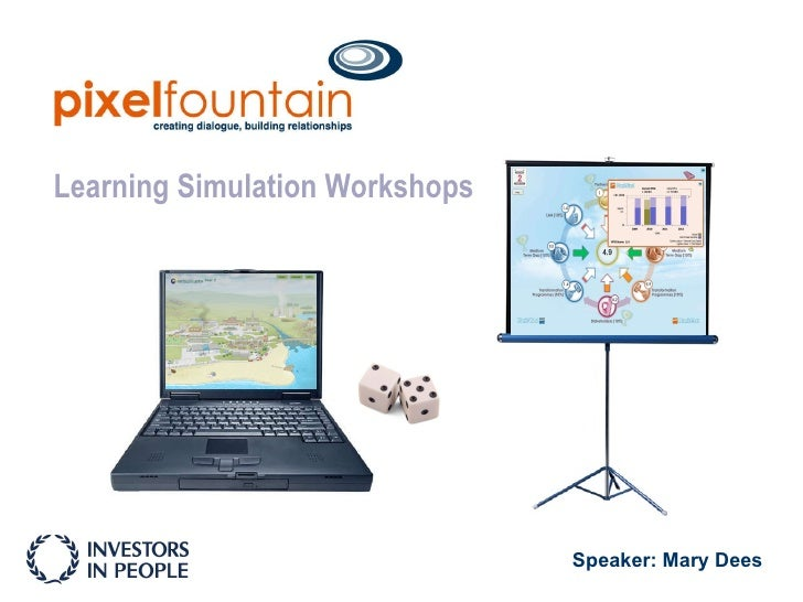 pixelfountain learning simulations