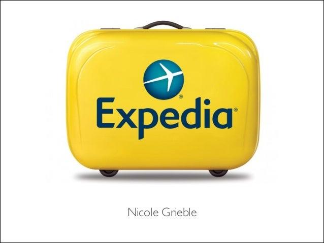 Expedia company presentation