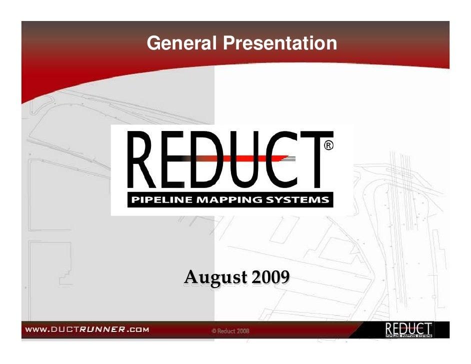 General Presentation        August2009