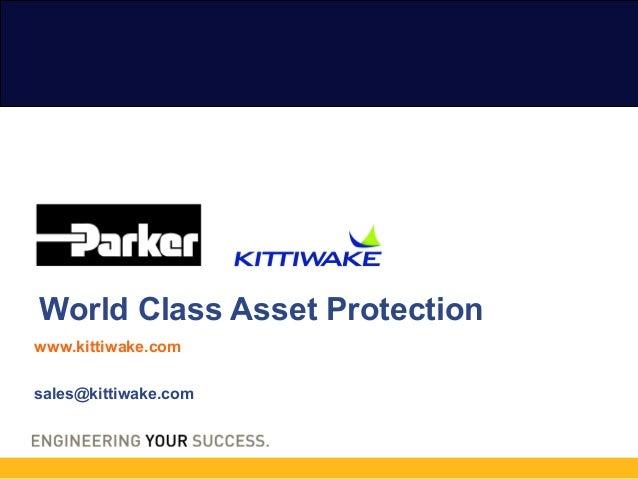 www.kittiwake.comsales@kittiwake.comWorld Class Asset Protection