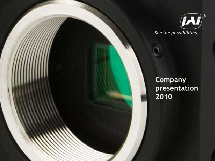 2010 – v6 Company presentation 2010
