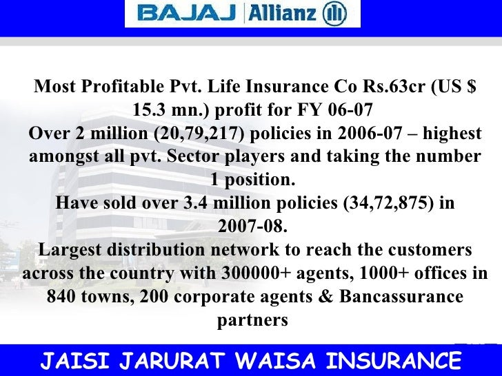 bajaj allianz general insurance hr policies Know the insurance product portfolio, company information, contact details and frequently asked questions to amend or make changes in bajaj allianz health insurance policy.