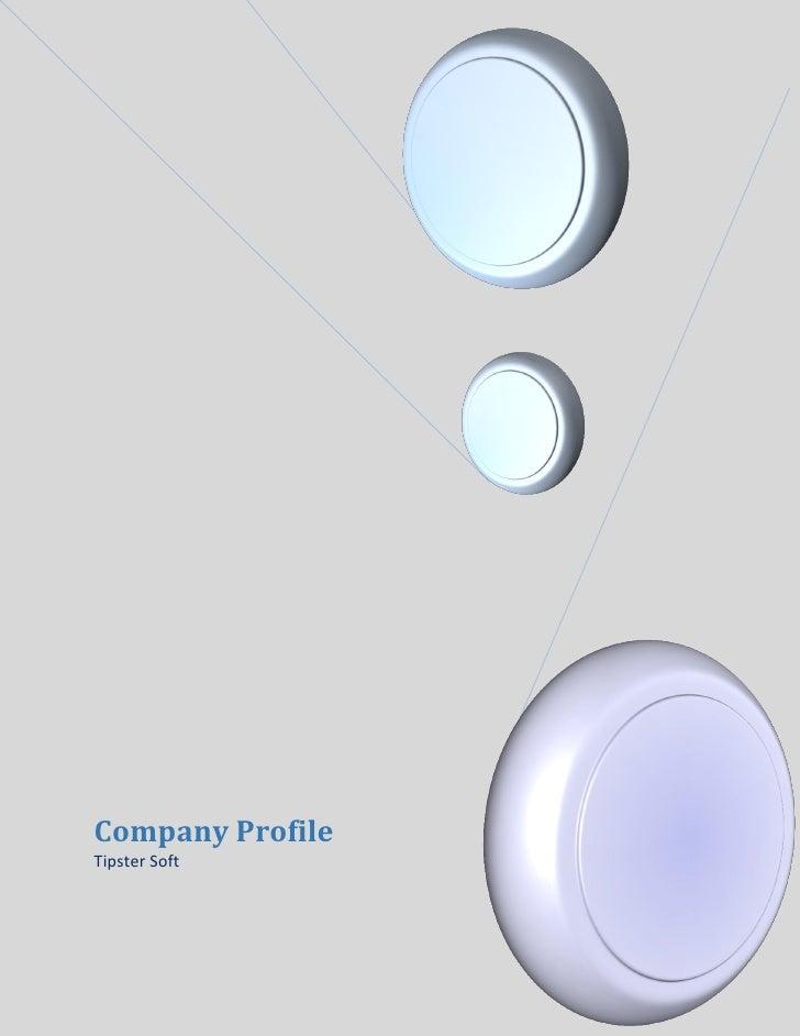 Company Profile Tipster Soft