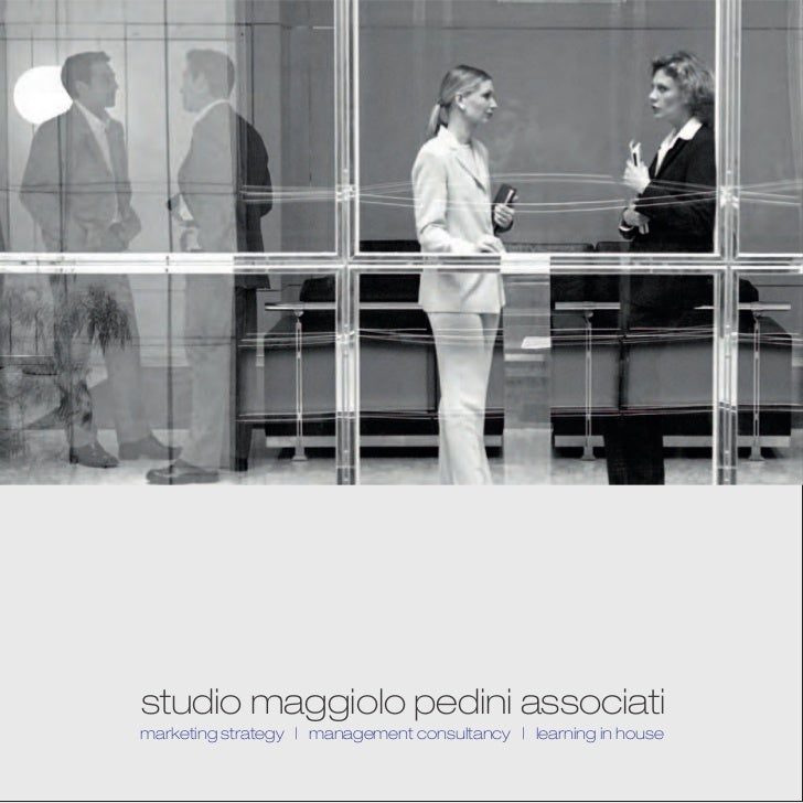 studio maggiolo pedini associatimarketing strategy | management consultancy | learning in house