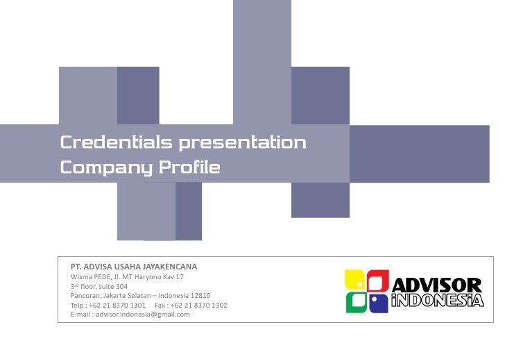 Company Profile ADvisor Indonesia   Print