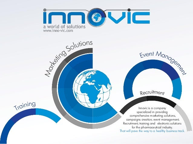 Innovic is a company               specialized in providing        comprehensive marketing solutions,     campaigns creati...
