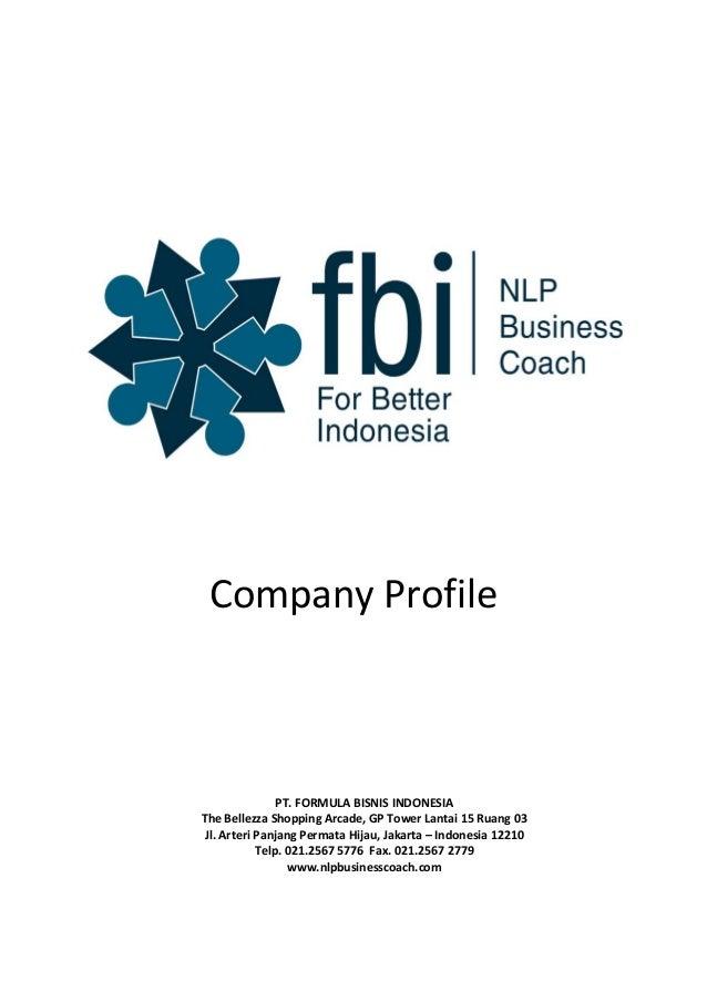 NLPBusinessCOACH - Company Profile
