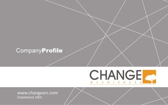 Company profile final 2013