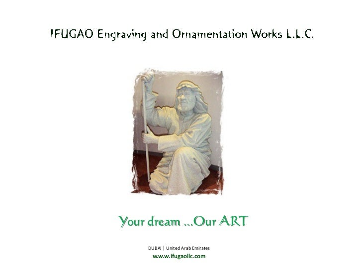 IFUGAO WORKS LLC