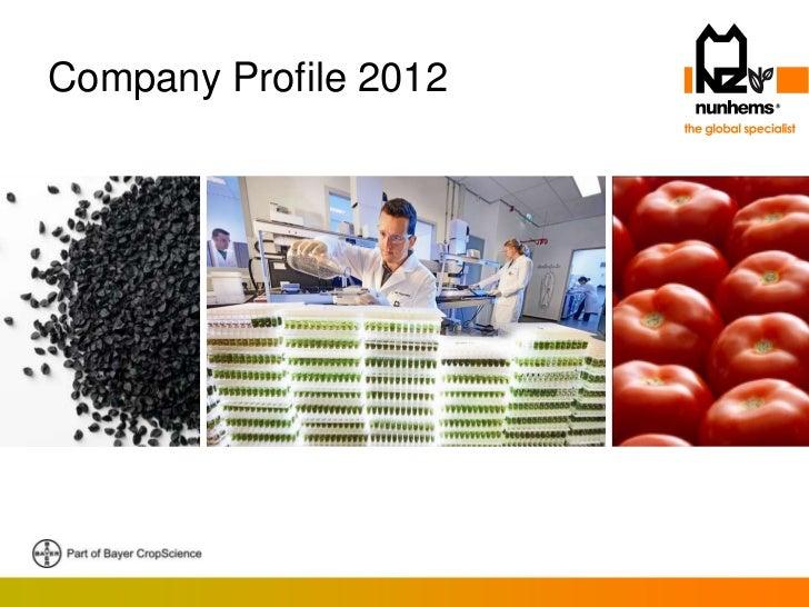 Company Profile Linked In 2012 En