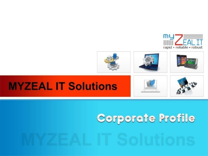 Copyright © MYZEAL IT Solutions 2011   1 of 24