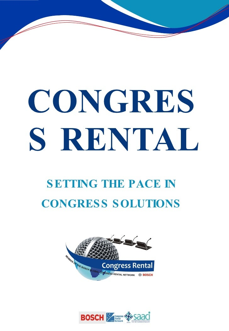 Congress Rental