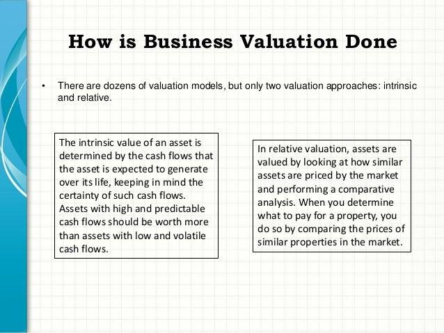 Company Valuation?