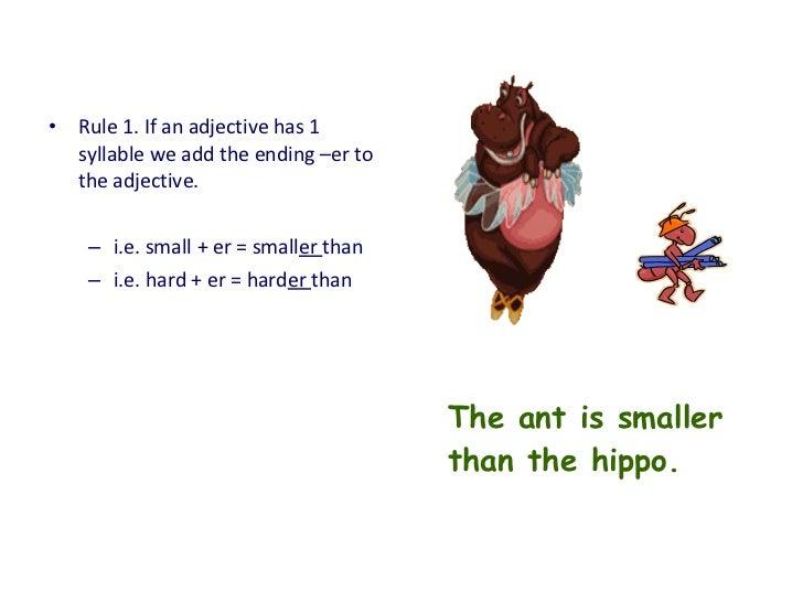 E Hippo Cars Comparative and Superl...