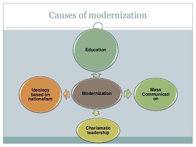 Modernization Essay