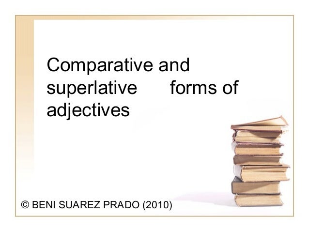 Comparative and superlative (fil eminimizer)
