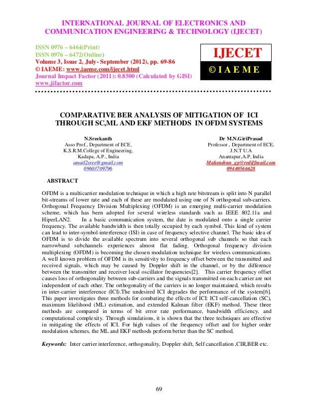 International Journal of Electronics and Communication Engineering & Technology (IJECET),         INTERNATIONAL JOURNAL OF...
