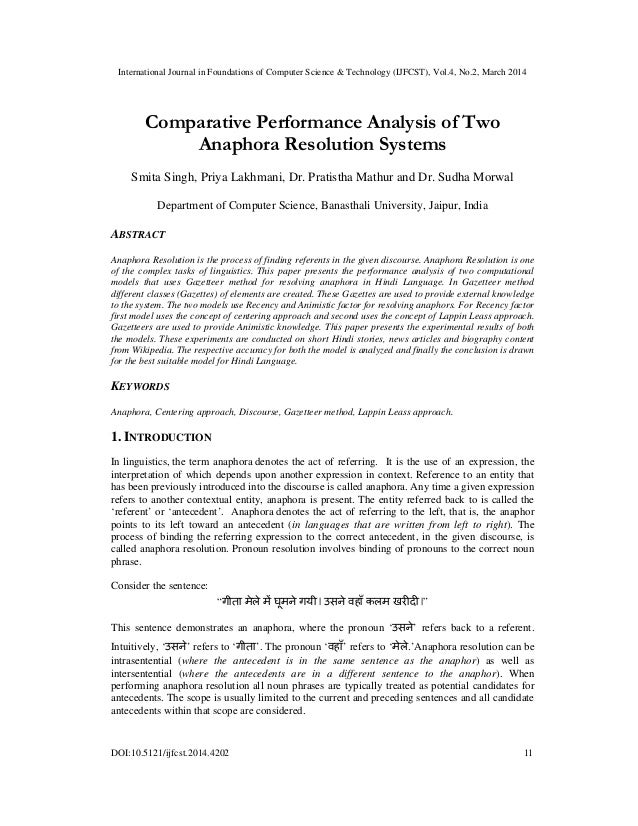 International Journal in Foundations of Computer Science & Technology (IJFCST), Vol.4, No.2, March 2014 DOI:10.5121/ijfcst...