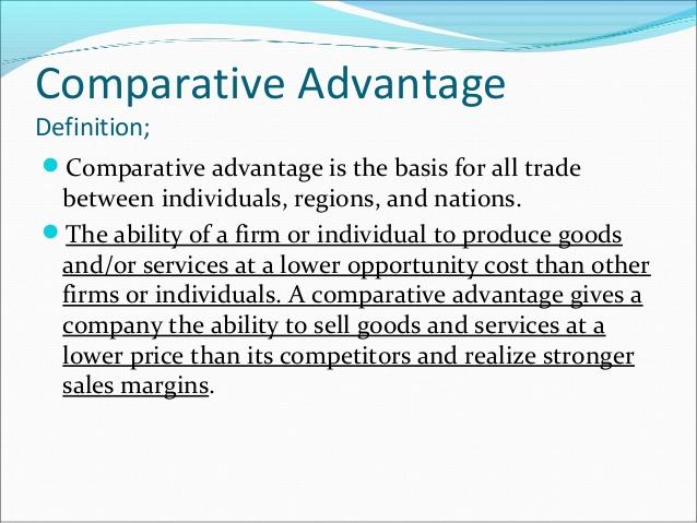 International Economics Lessons Tes Teach