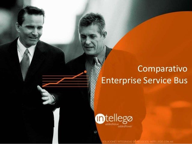 Comparativo Enterprise Service Bus