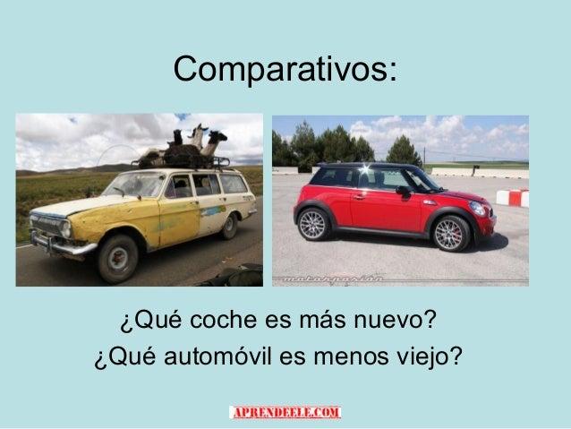 Comparativos
