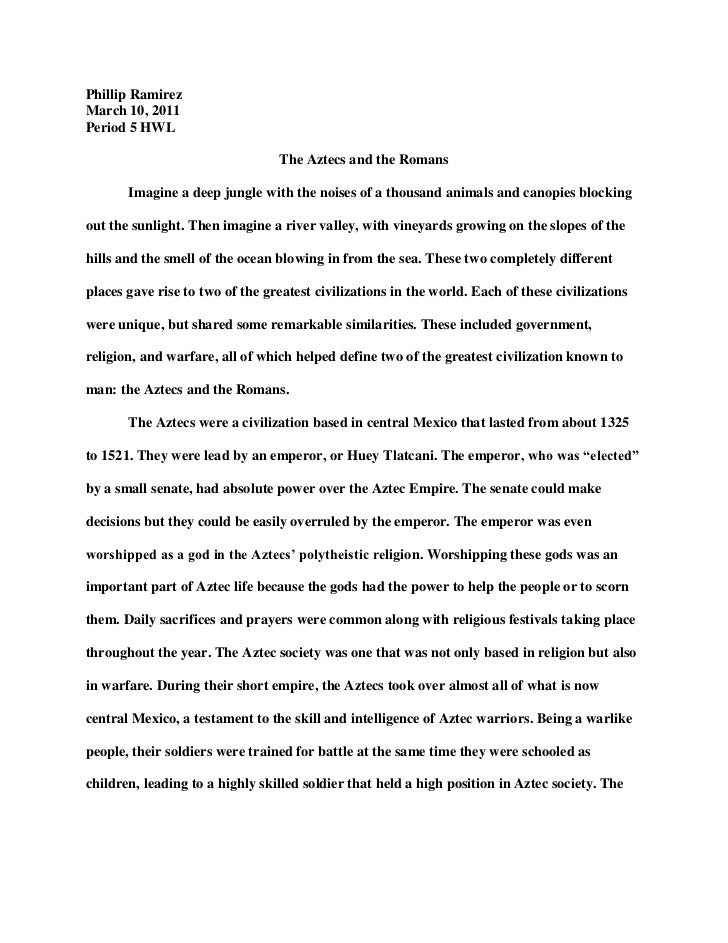 comparing poems essay introduction