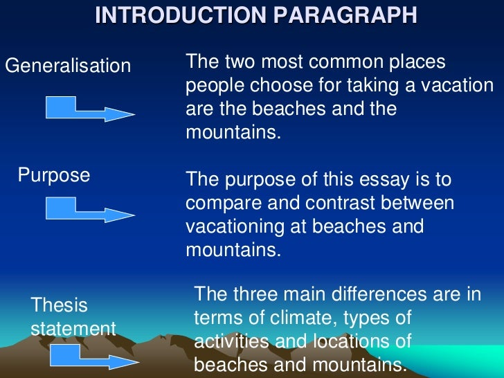 and contrast essay introduction Compare and contrast essay between two countries: china vs japan china and japan are both found in eastern asia and speak languages that though different, are closely related china is located between vietnam and north korea and borders south china sea, yellow sea, korea bay, and the east china sea.