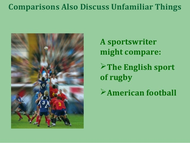 compare and contrast essay powerpoint presentation Team b: list the differences between the two objects what is compare/contrast example essay format activity when writing compare & contrast essays.