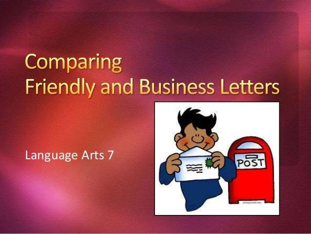 Language Arts 7