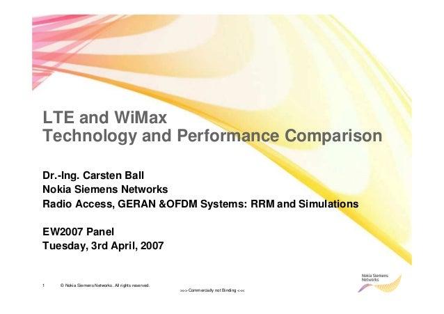 Comparison lte wi_max_ball_ew2007