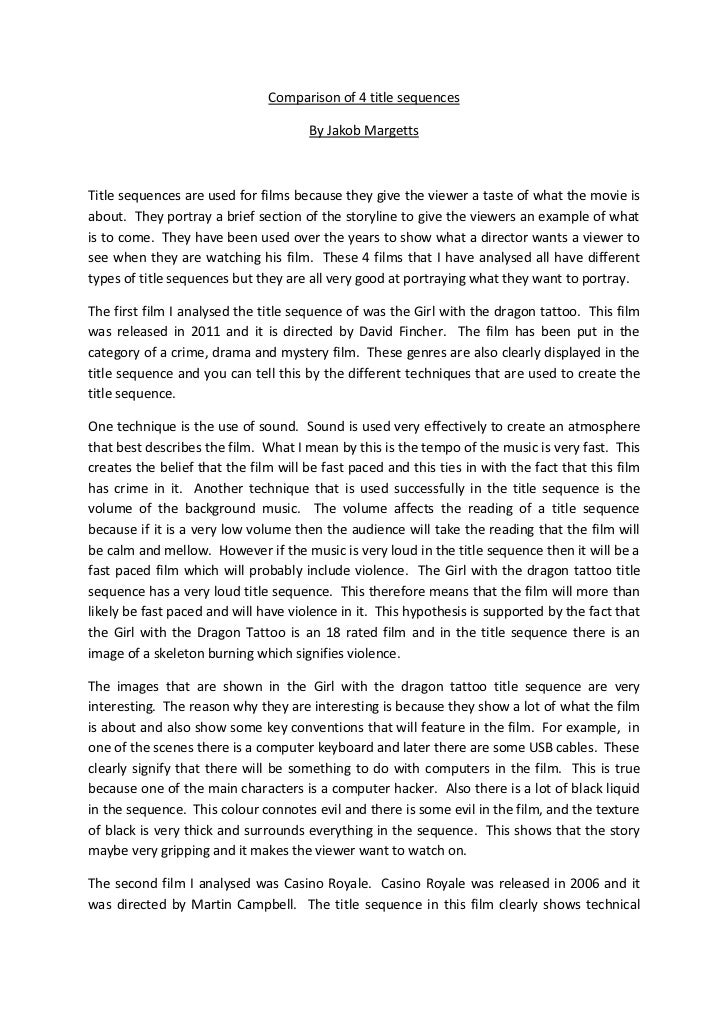 Example Essay Of Divorce