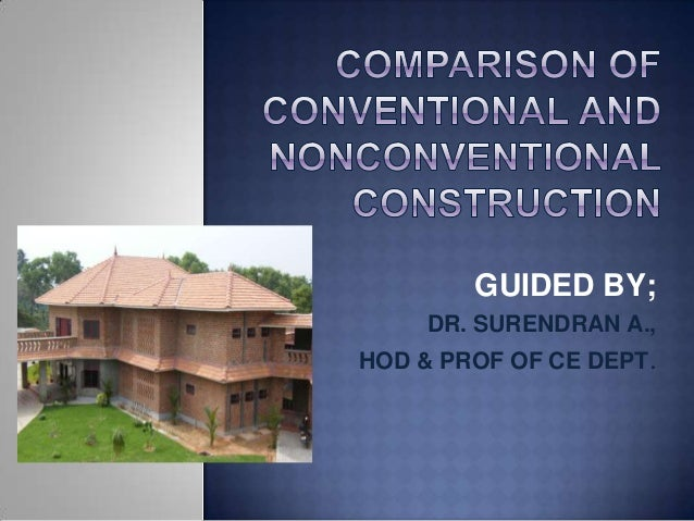 GUIDED BY; DR. SURENDRAN A., HOD & PROF OF CE DEPT.