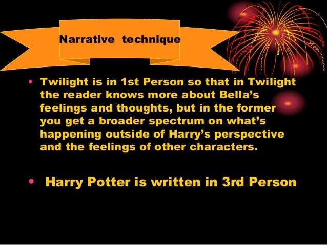 compare and contrast harry potter and twilight essay Thousands of people have either read twilight by stephenie meyer, harry potter and the deathly hallo college links college reviews college essays college articles report abuse home all nonfiction twilight vs harry potter: the differences and similarities.
