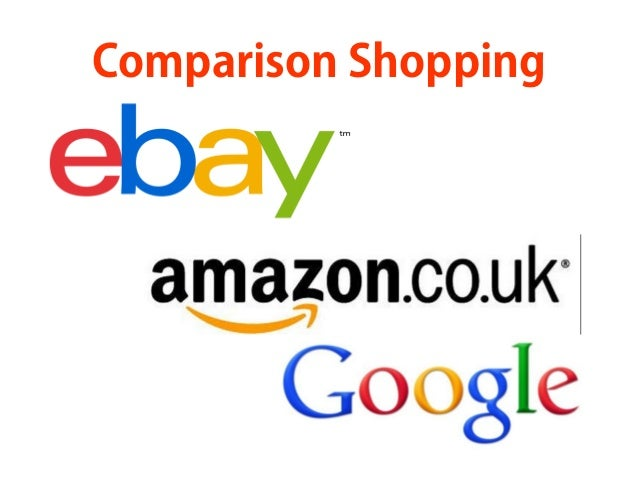Comparison shopping is must to save money online
