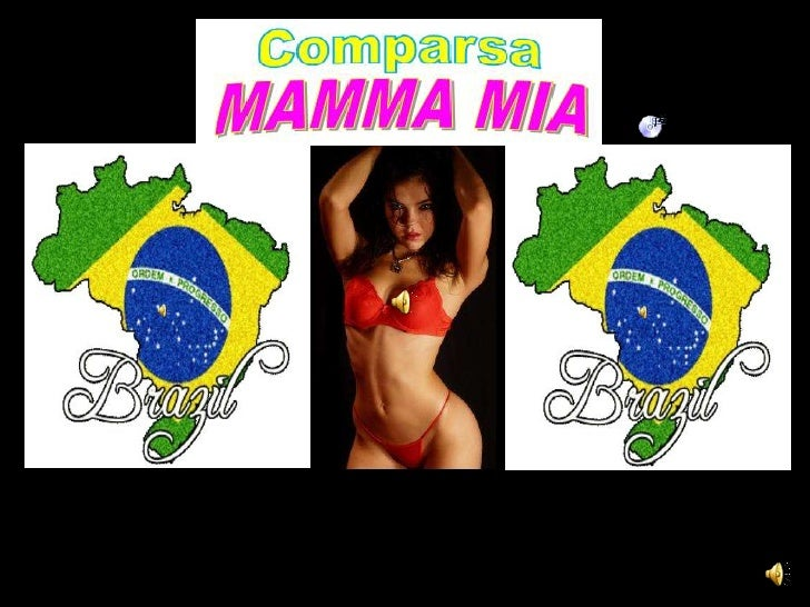 Comparsa Mamma Mía 2011