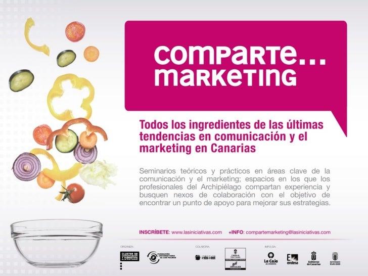 Comparte marketing - Trade Marketing - Jorge Rodríguez