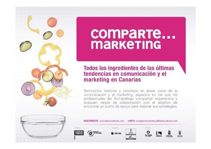 Comparte Marketing - Gestión del punto de venta (11 junio) - Octavio Marrero / Jonathan Pérez