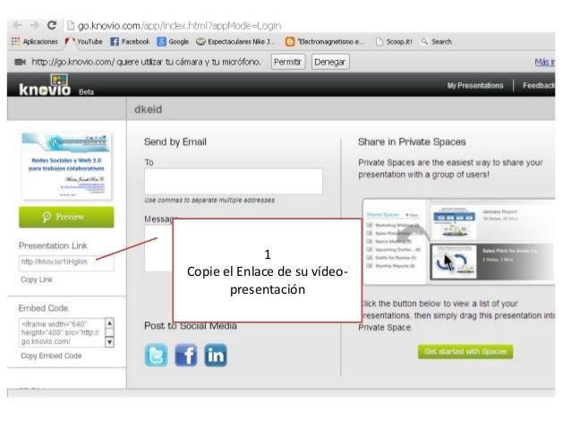 Compartir vídeo presentación modelos di