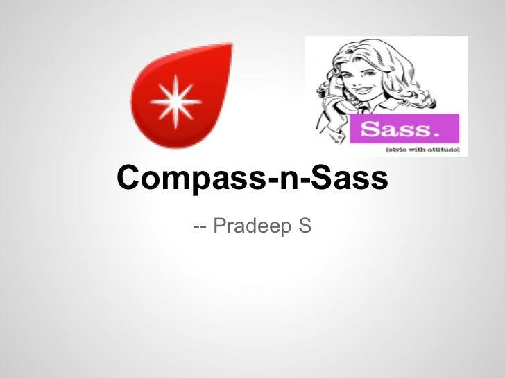 Compass n Sass
