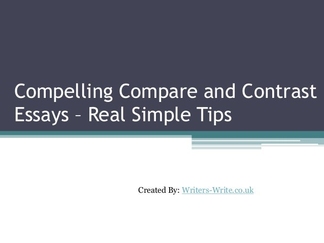 compare and contrast techniques of imperial Explain how to compare and contrast two or more  you should now be aware of how to find information for comparing and contrasting texts and.