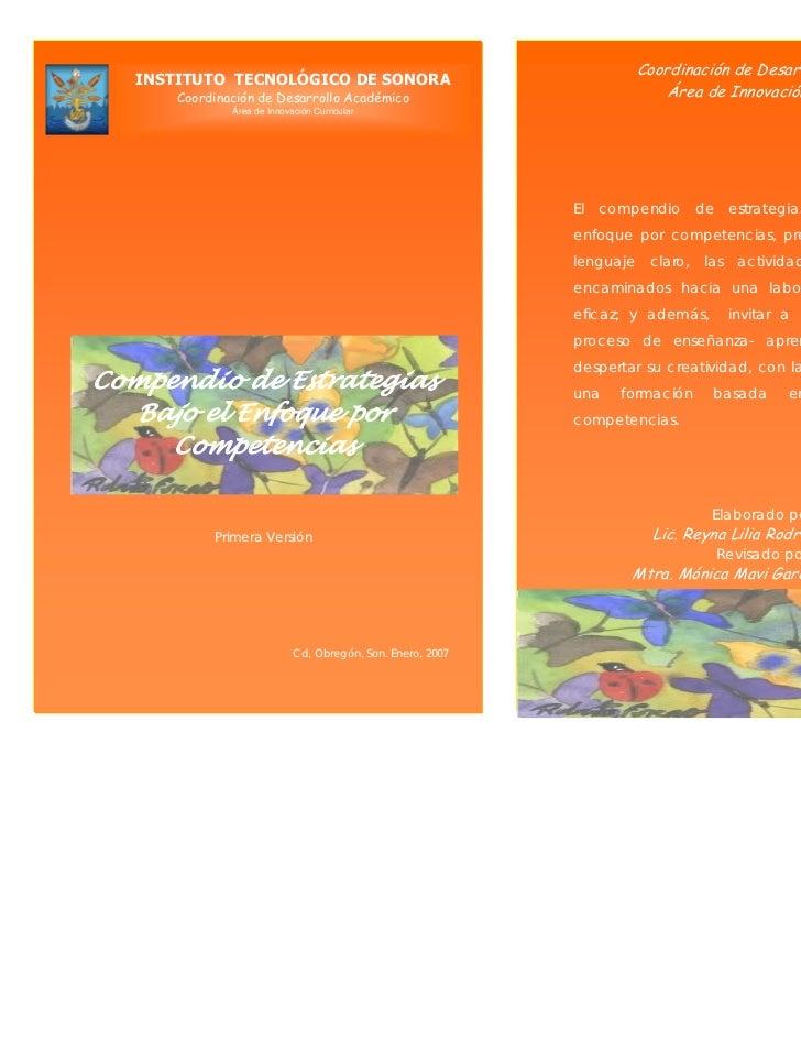 Compendiodeestrategiasdidacticas1