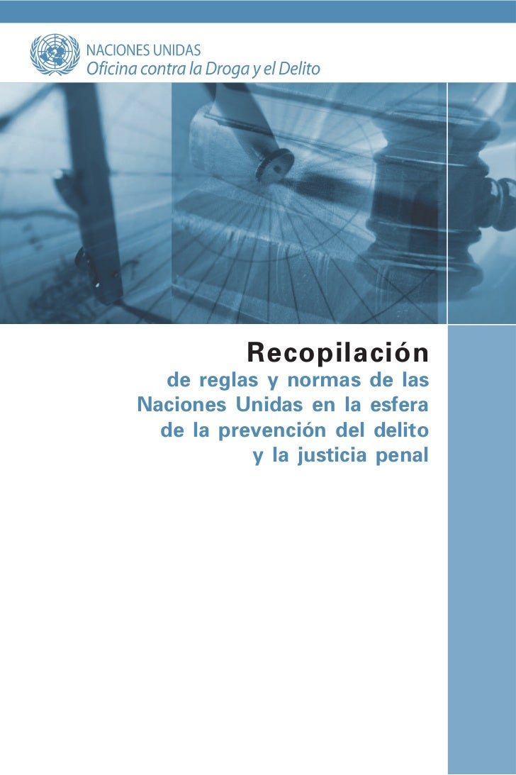 Compendium un standards_and_norms_cp_and_cj_spanish