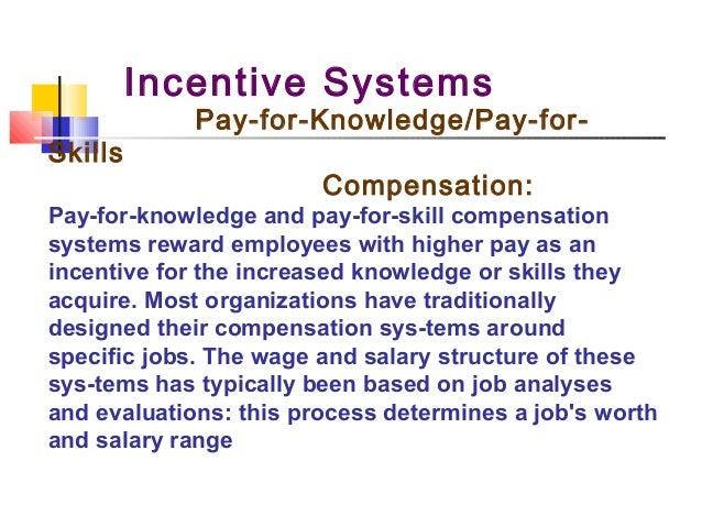non monetary incentives