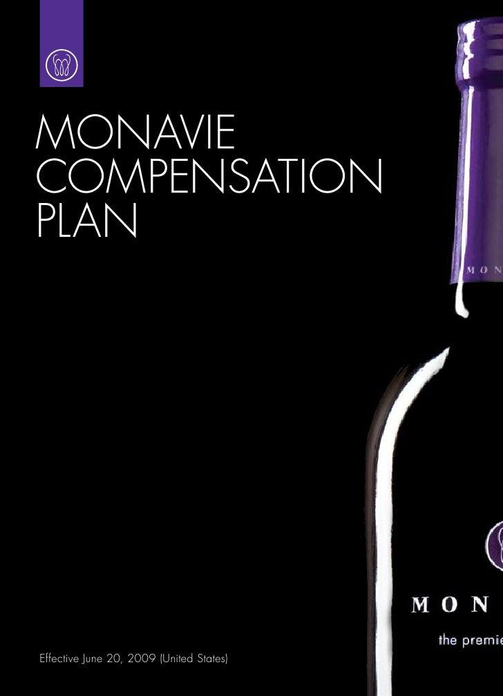 MONAVIE COMPENSATION PLAN     Effective June 20, 2009 (United States)